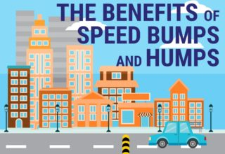 the benefits of speed bumps and humps