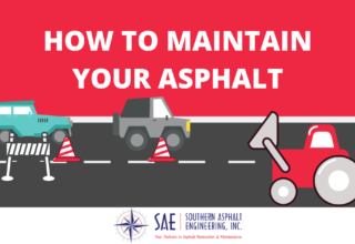 How to Maintain Asphalt